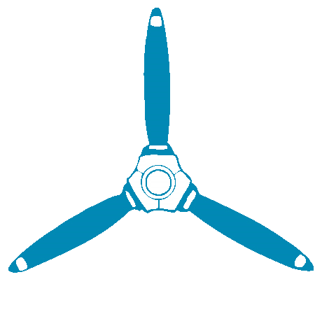 Tri-City Aero Logo cut